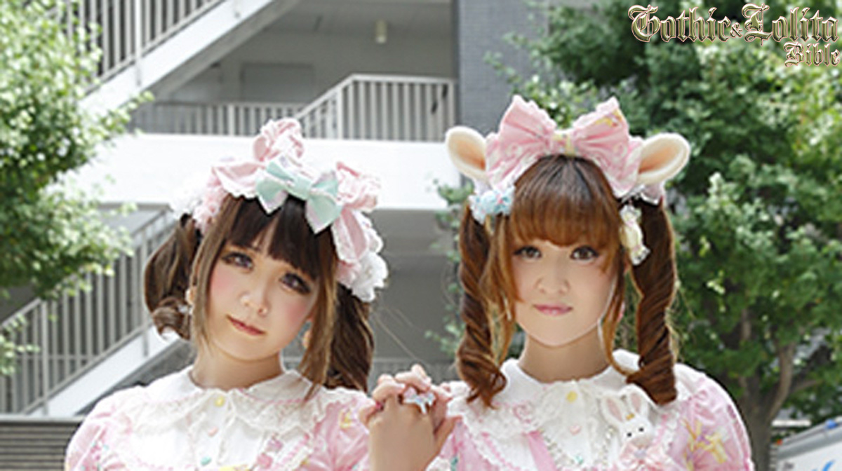 Gothic&Lolita Snap020 Angelic Prettyのワンピで双子コーデ♡