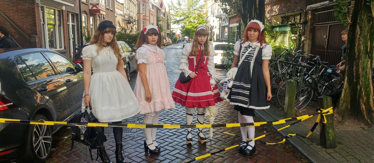 Trend alert: The Revival of Old School Lolita トレンド警報:オールドスクール・ロリータの復活 (from the Netherlands, オランダからお届けします!)