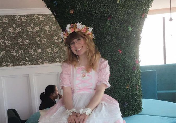 International Lolita Day  国際ロリータ・デーのレポート(from the USA)