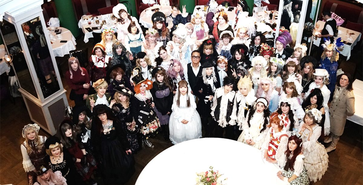 BK Gothic & Lolita 欧羅巴訪問記 第2回 ロシア モスクワ パート2 Gothic & Lolita festival  9/29-30   Journal of BK Gothic & Lolita's Visits to Europe Round 2: Moscow, Russia Part 2(from Moscow, Russia, モスクワからお届けします!)