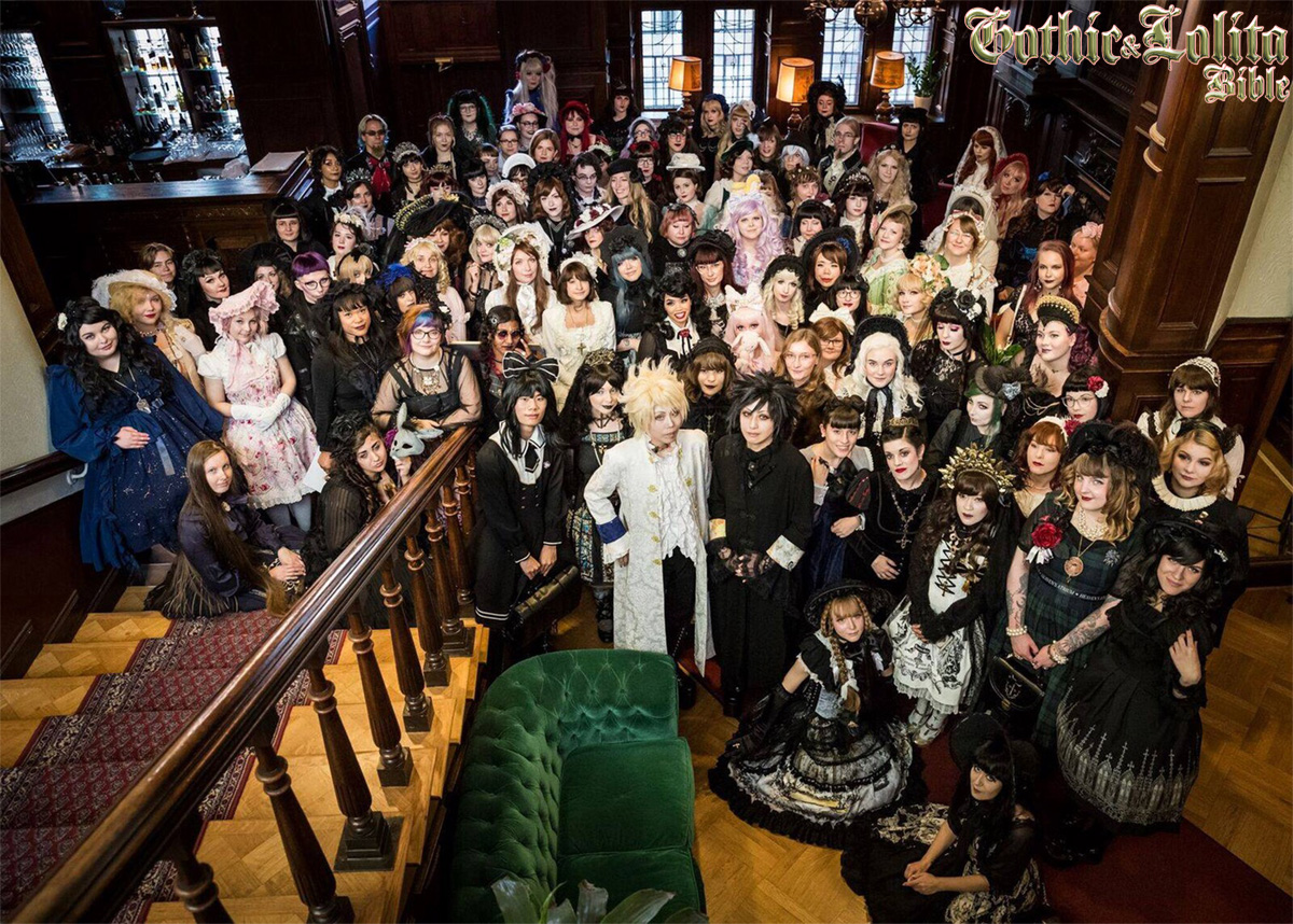 BK Gothic & Lolita 欧羅巴訪問記 第1回 フィンランド ヘルシンキ Eternal Twilight  Journal of BK Gothic & Lolita's Visits to Europe Part 1: Helsinki, Finland: Eternal Twilight(from Helsinki, Finland、フィンランドはヘルシンキから)
