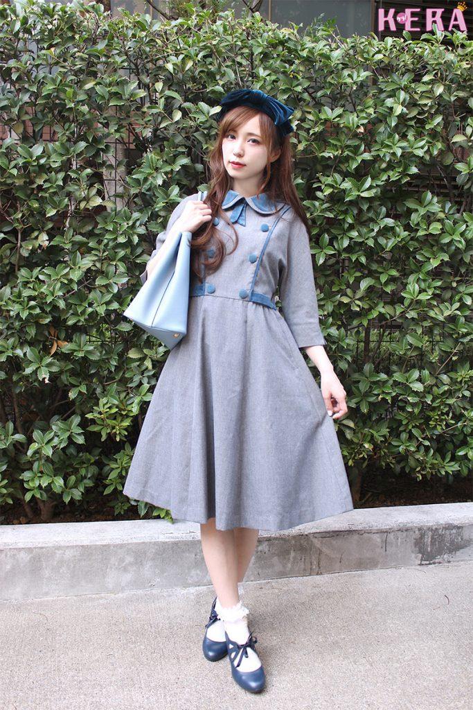 ケラ!モの私服スナップ☆ 皆方由衣ちゃんのファッションテーマ