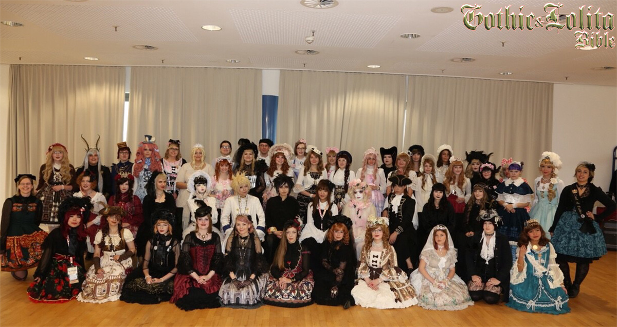 BK Gothic & Lolita 欧羅巴訪問記 第3回 ドイツ エアフルト GAME OF FRILLS/MAG 10/5-7 (パートII)  Journal of BK Gothic & Lolita's Visits to Europe Round 3: Erfurt, Germany GAME OF FRILLS/MAG October 5/7 (Part II)