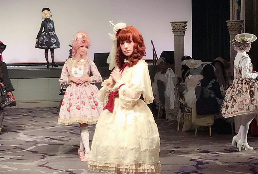 """World Lolita Collection: An Evening of Elemental Princesses and Global Lolita Fashion""  「ワールドロリータ・コレクション: エレメンタル・プリンセスとグローバルロリータ・ファッションの夕べ」(from Tokyo, Japan 東京からお届けします!)"